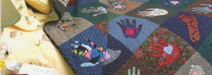 Creating a Quilted Keepsake