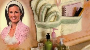 Pamper Yourself Crochet Pattern Book