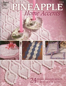 Pineapple Home Accents Book