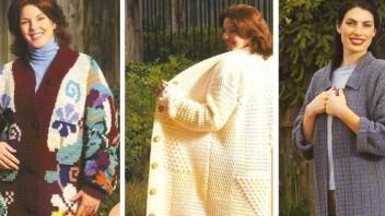 Crochet Coats Patterns