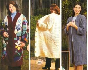 Crochet Coats All