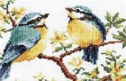 Birdsong Duet Cross Stitch Picture Kit