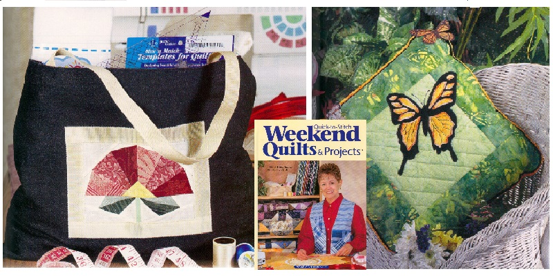 Quick and Easy Weekend Quilts & Projects