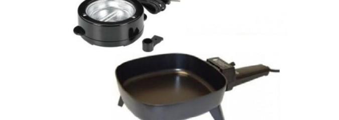 Hot Glue Pots and Skillets