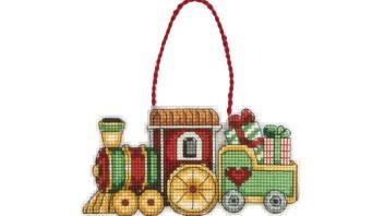 Cross Stitch Ornament Kits