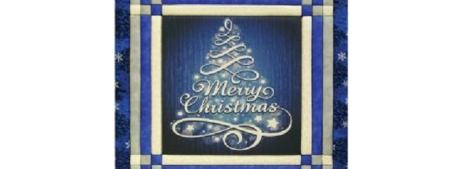 Christmas Quilt Magic Kits