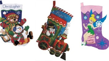 Felt Stocking Kits