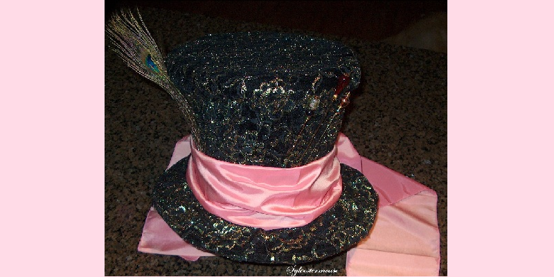 How to Make a Mad Hatter's Hat