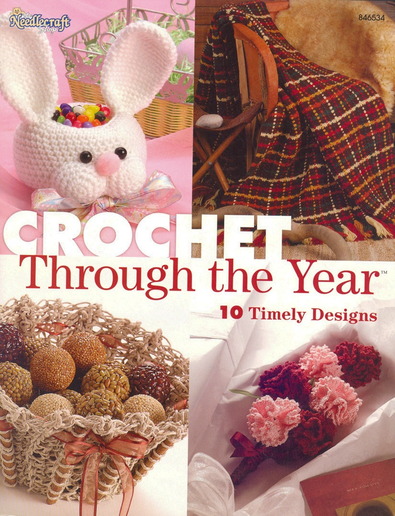Crochet Through the Year Book