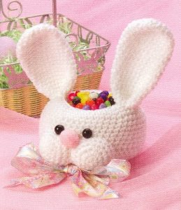 Crochet Through the Year Bunny Pattern