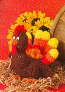 Crochet Through the Year Turkey Pattern