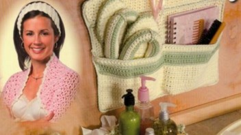 Pamper Yourself Crochet Pattern Book