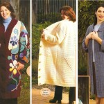 Crochet Coats Patterns