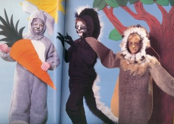 Snazaroo Zoo Animal Costumes
