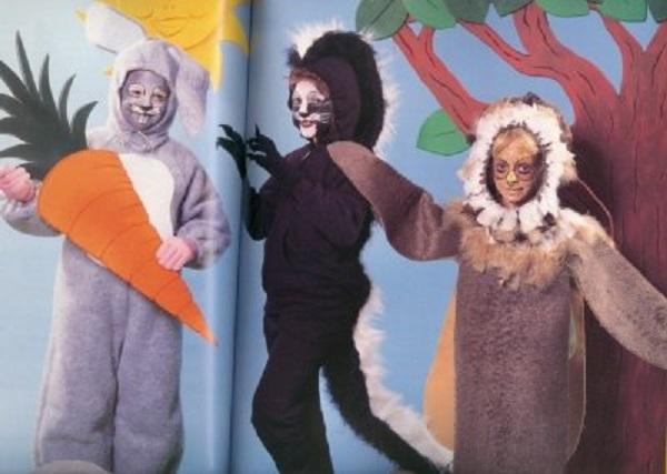 Snazaroo Zoo Animal Costumes
