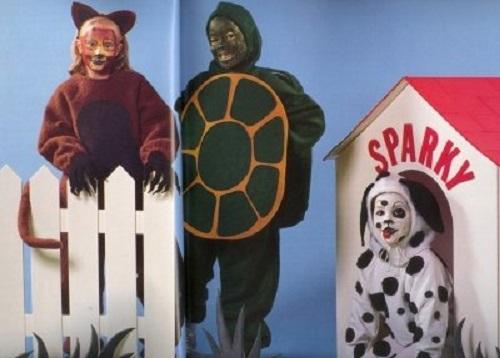 Snazaroo Zoo Animal Costume