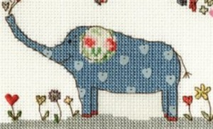 Valentines Day Cross Stitch Kits
