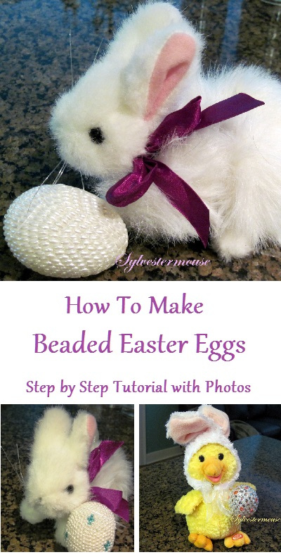 Beaded Easter Egg Tutorial