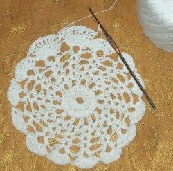 Crochet Sampler