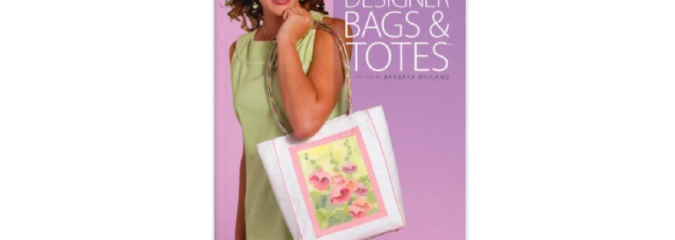 Sew Easy Designer Bags & Totes Sewing Patterns Book