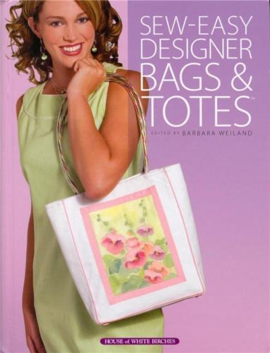 Sew Easy Totes & Bags Patterns book