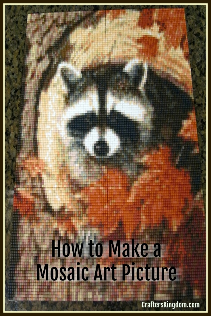 How to Make a Mosaic Picture