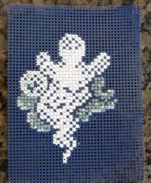Beaded Cross Stitch Instructions