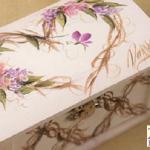 Petite & Pretty Keepsakes Flower Painting Book