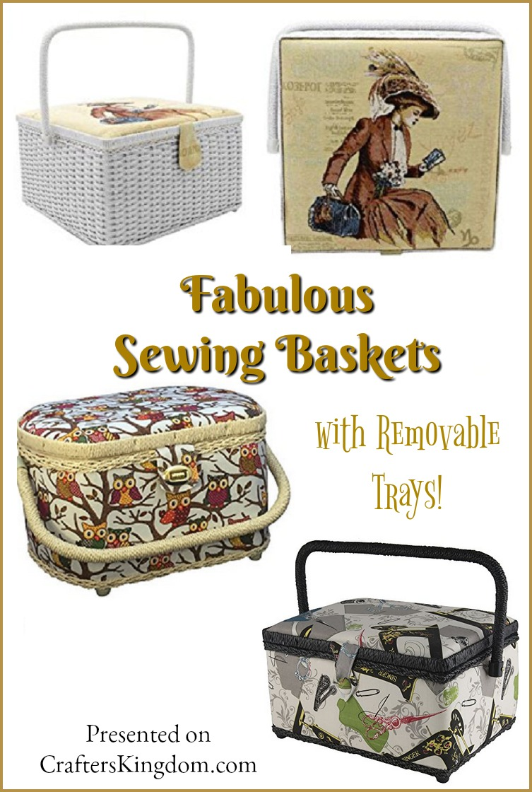 The Best Sewing Baskets