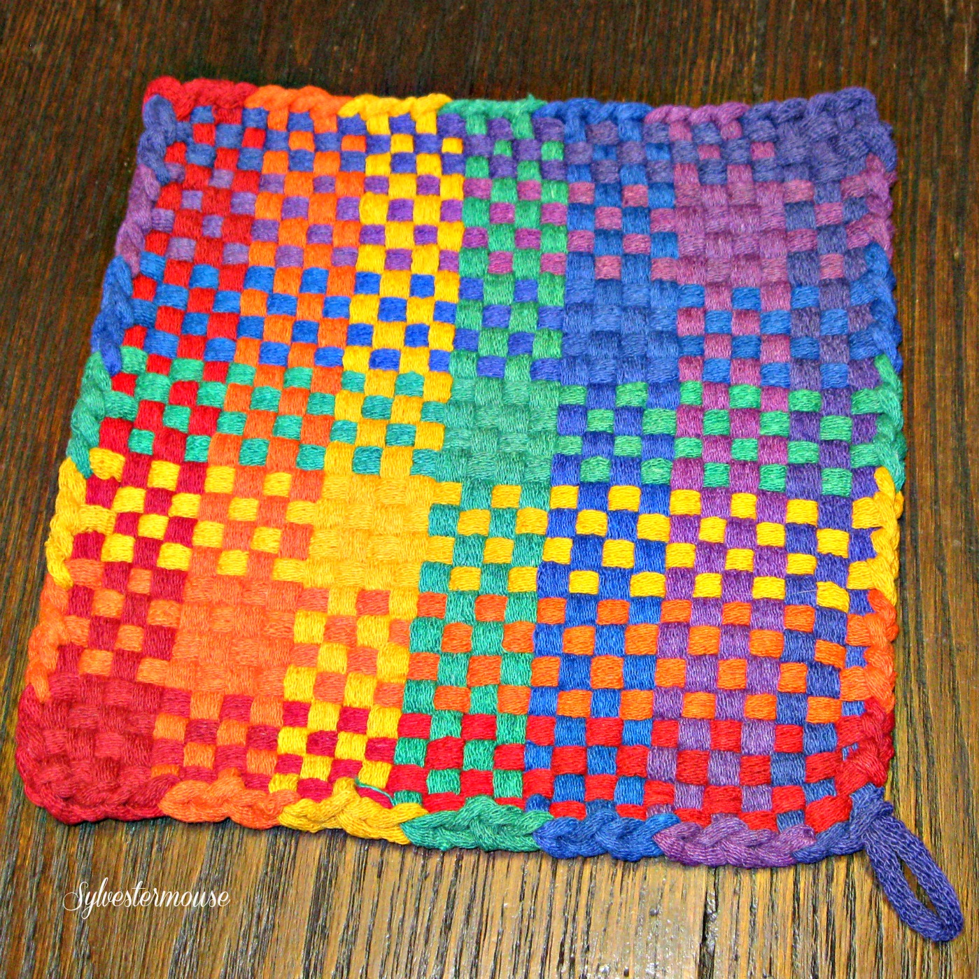 Potholder Pro Loom Kit - Large Potholder