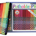 Potholder Pro Looms:  How to Make Large Potholders